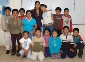 Yuli's Class in 2006
