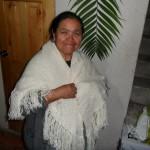 Mama Serbelia with Shawl